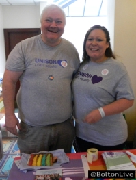Taken at The Bolton Pride Family Day at The Holiday Inn, Bolton