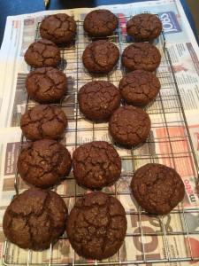 Carole`s Parkin cookies