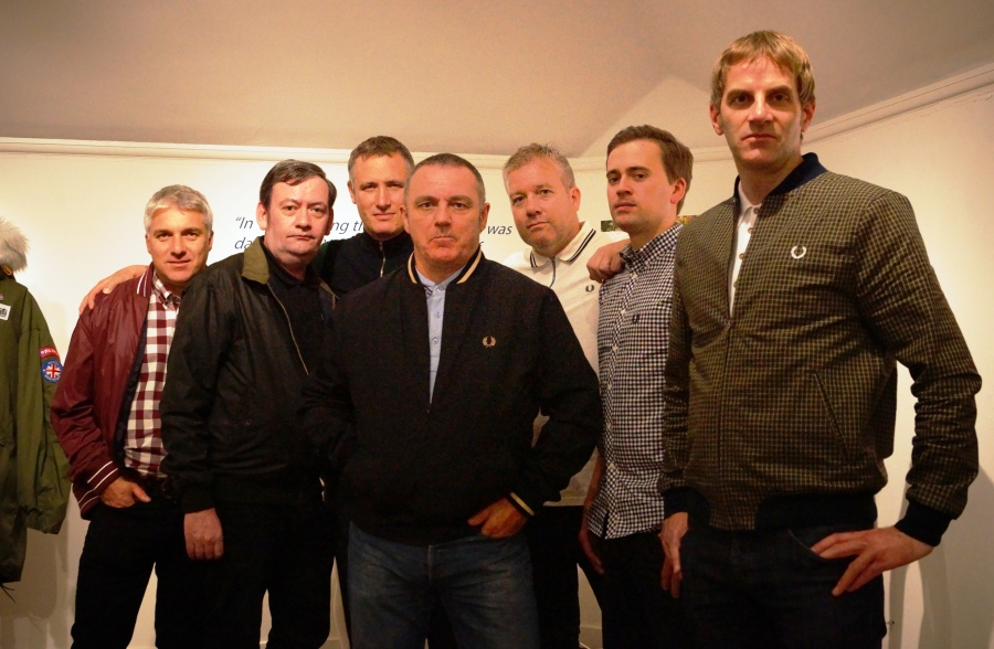 Secret Affair band shot