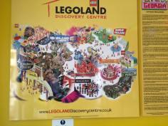legoland dicovery centre map