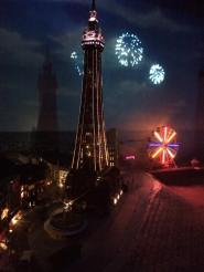 lego blackkpool tower