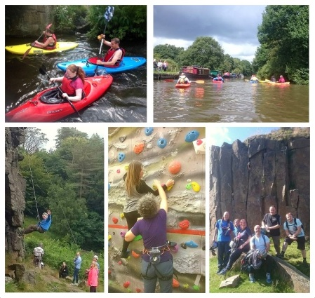 get inspired canoe-climb montage