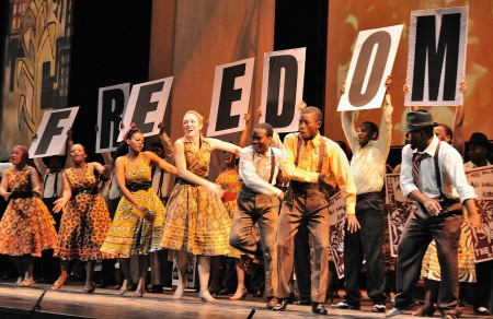 Mandela cast