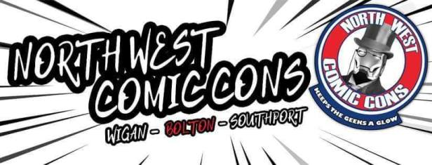 Comic cons banner