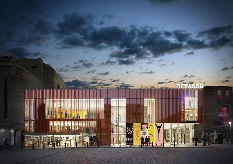 Octagon Theatre Bolton Vision (2)