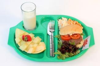 School lunch 2