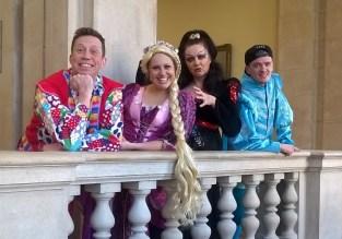 Rapunzel cast 5
