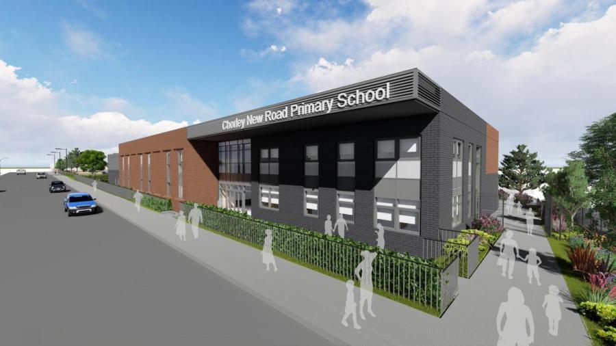 Chorley New Rd Primary