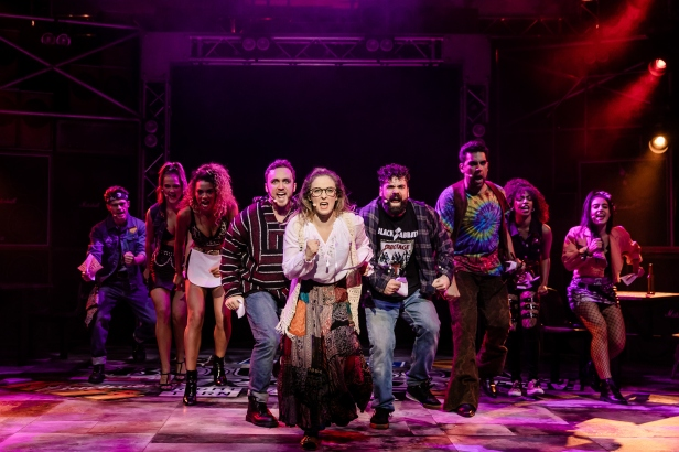8. ROCK OF AGES. The Company. Photo Richard Davenport
